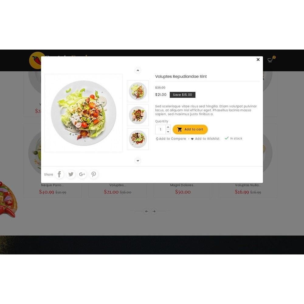 theme - Gastronomía y Restauración - Gusto Food - 9