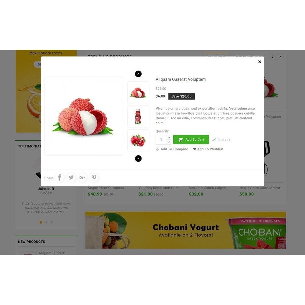 theme - Gastronomía y Restauración - Grocery Food Mega Store - 9