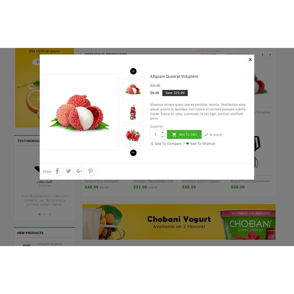 theme - Lebensmittel & Restaurants - Grocery Food Mega Store - 9