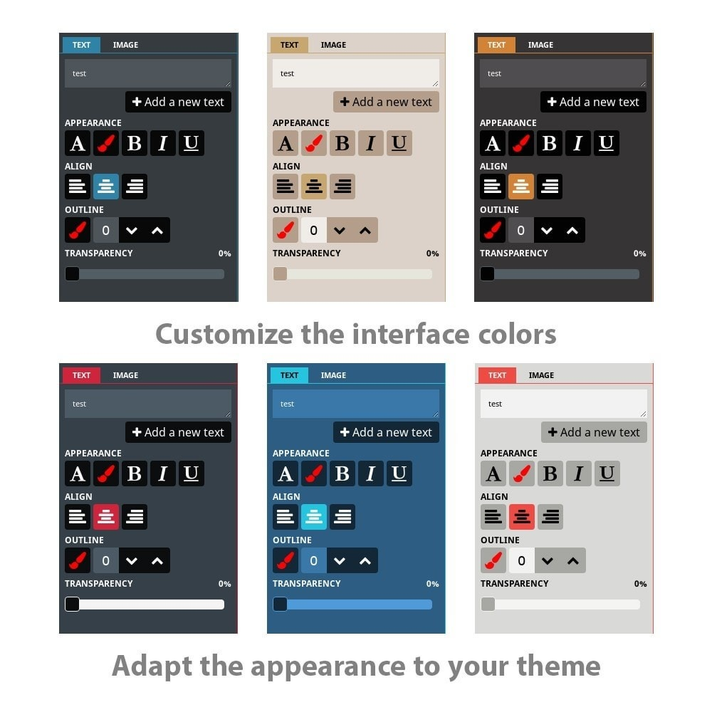 module - Combinazioni & Personalizzazione Prodotti - Product Designer - 2