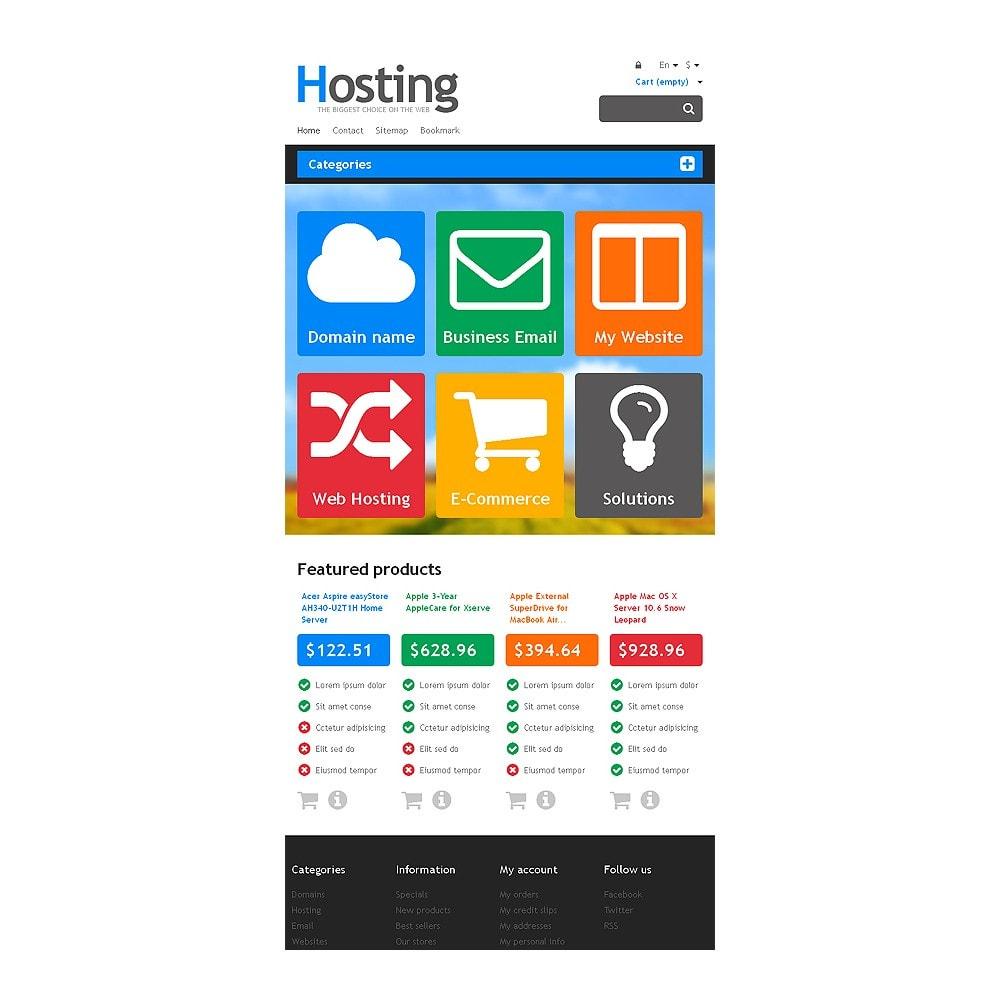 theme - Elektronika & High Tech - Responsive Hosting Store - 7