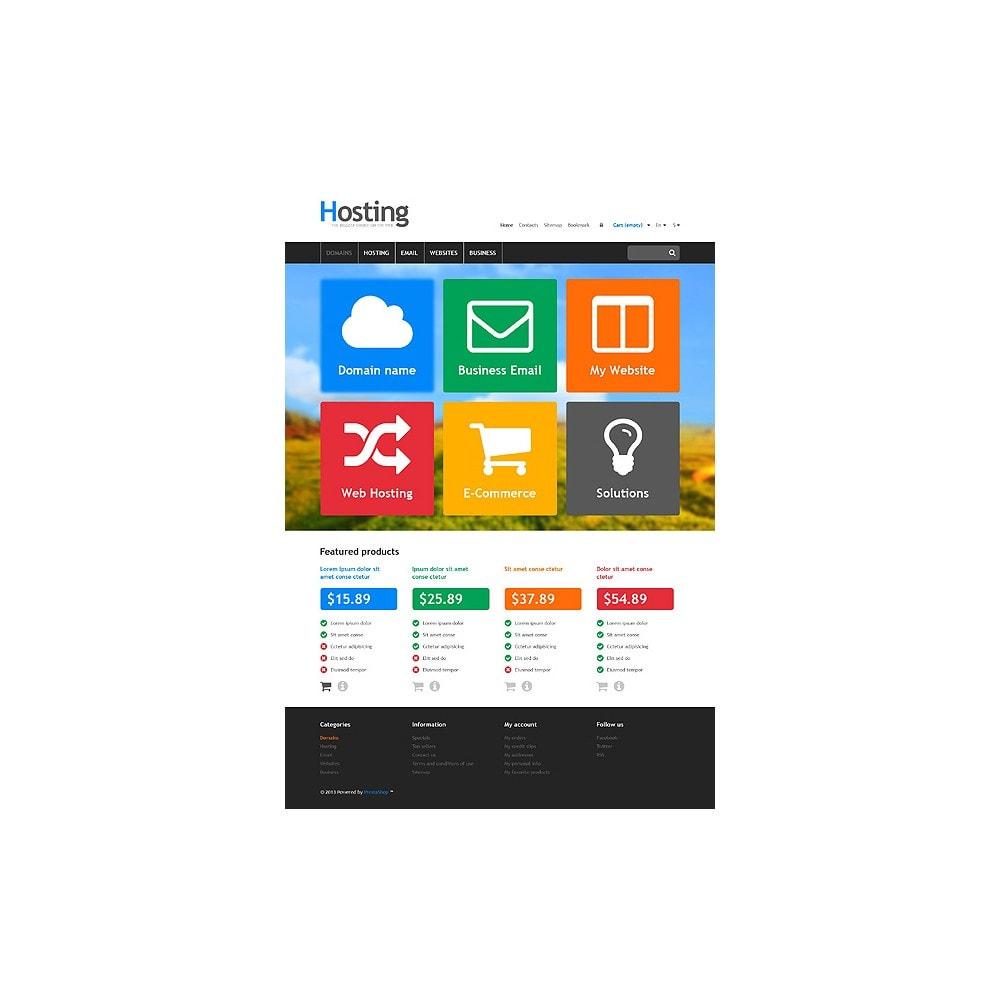 theme - Elektronika & High Tech - Responsive Hosting Store - 10