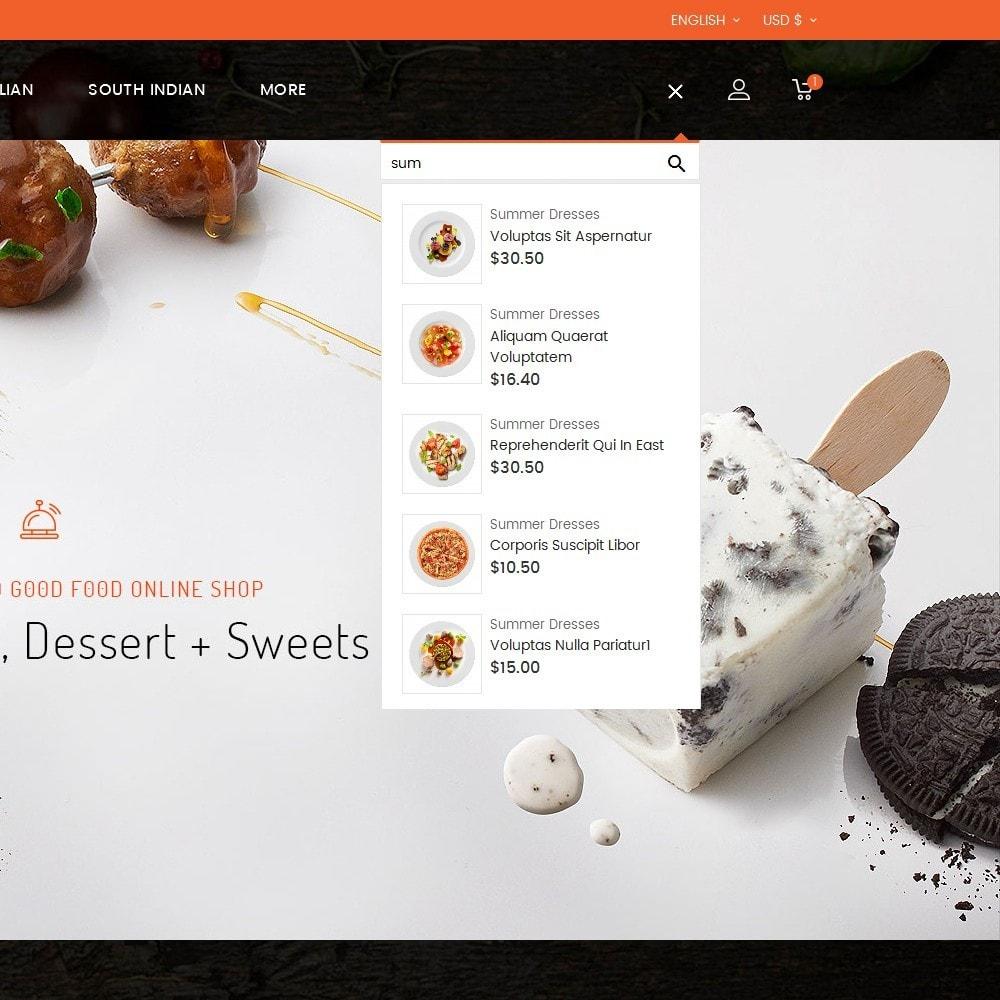 theme - Lebensmittel & Restaurants - Good Gusto Food - 11