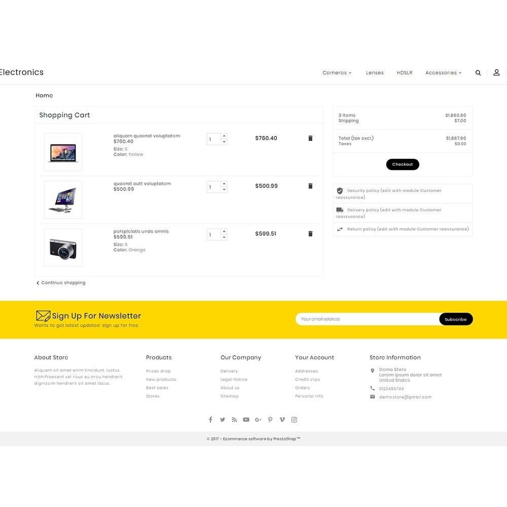 theme - Elettronica & High Tech - Electronics Store - 7