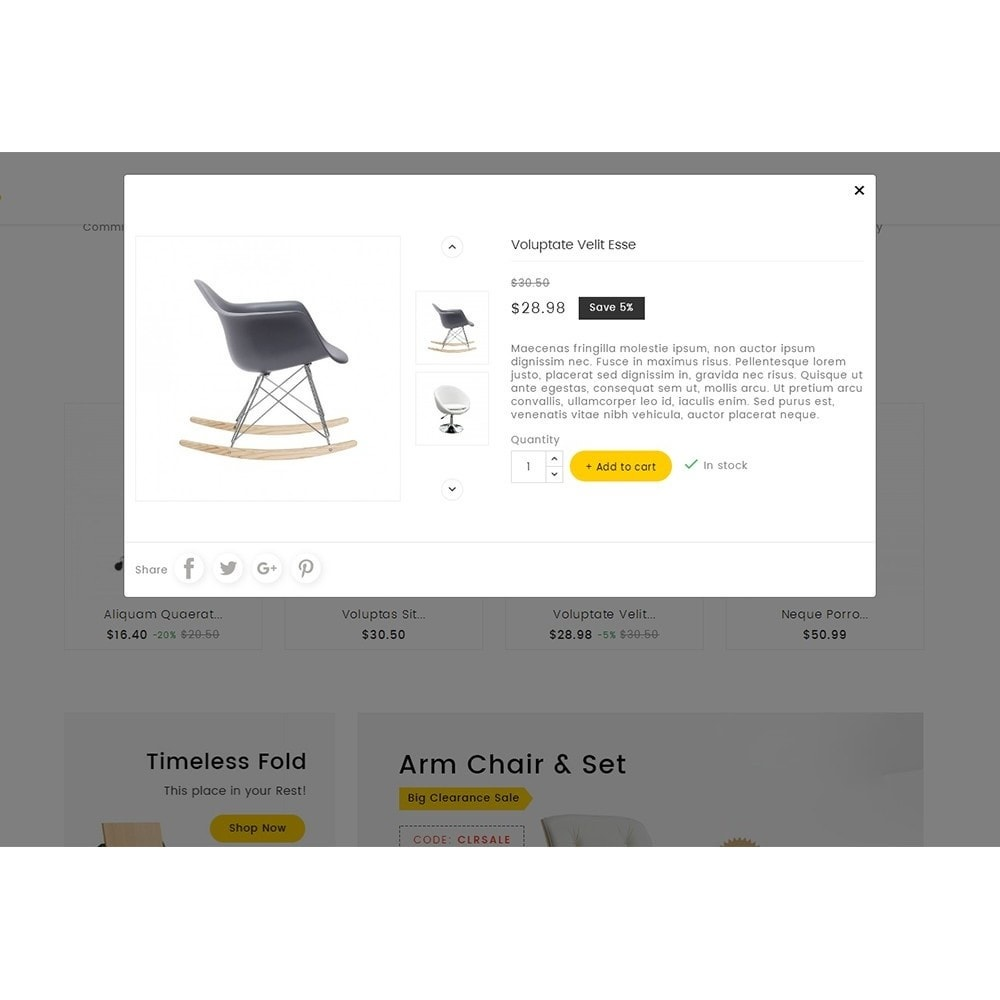 theme - Maison & Jardin - Craft Furniture Store - 9