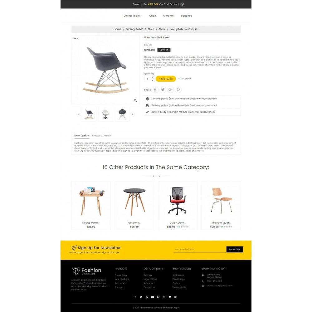 theme - Hogar y Jardín - Craft Furniture Store - 6