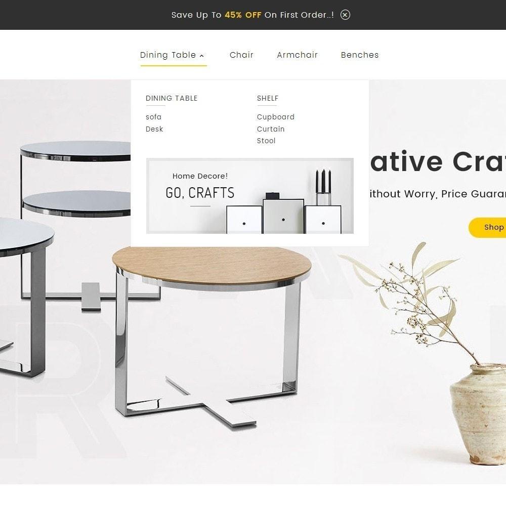 theme - Hogar y Jardín - Craft Furniture Store - 10