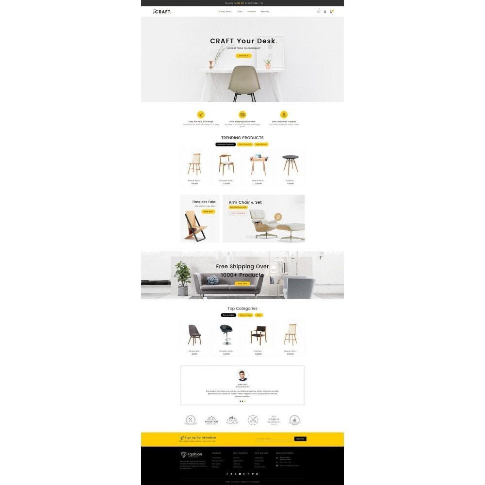 theme - Heim & Garten - Craft Furniture Store - 3