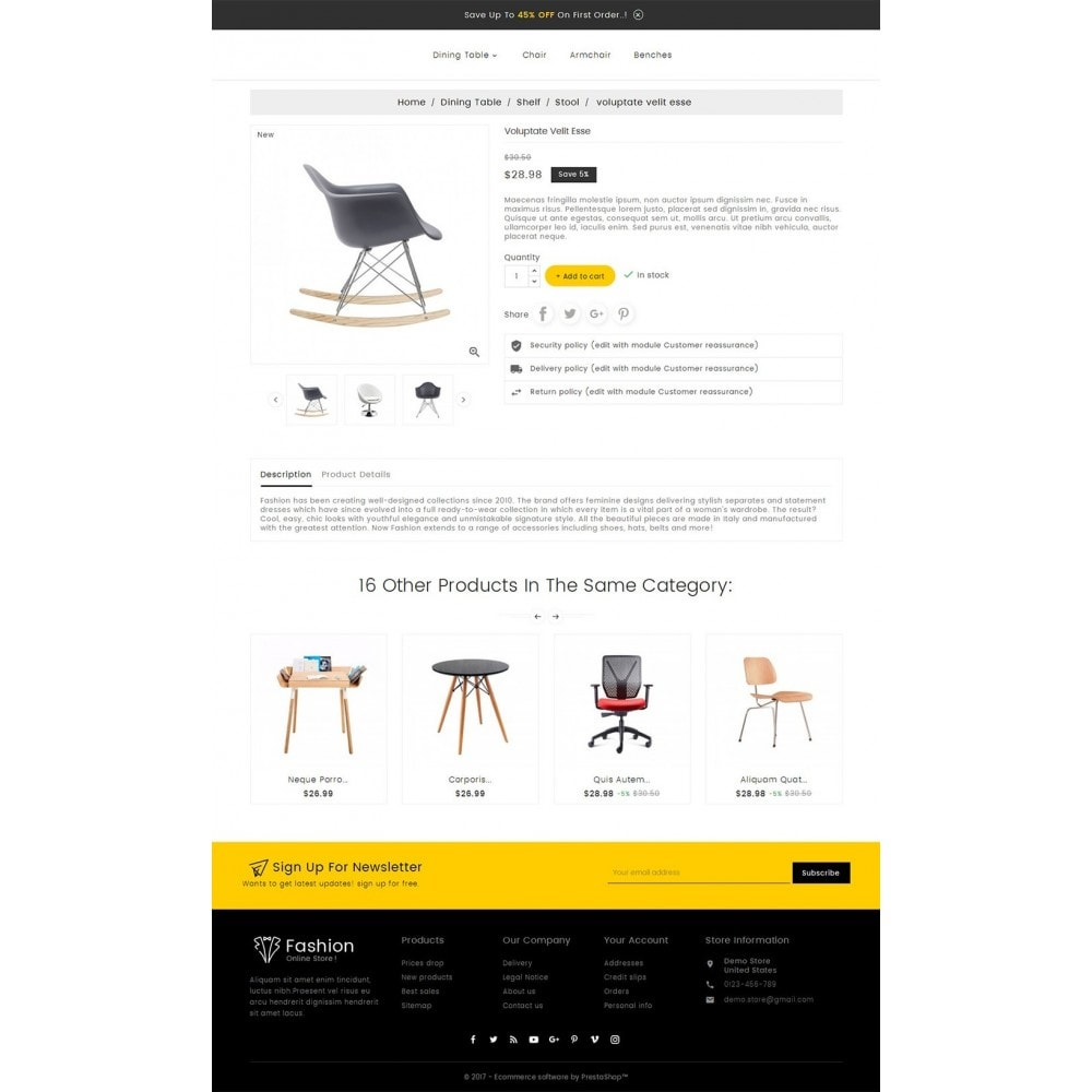 theme - Casa & Giardino - Craft Furniture Store - 6