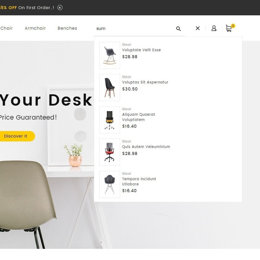 theme - Casa & Giardino - Craft Furniture Store - 11