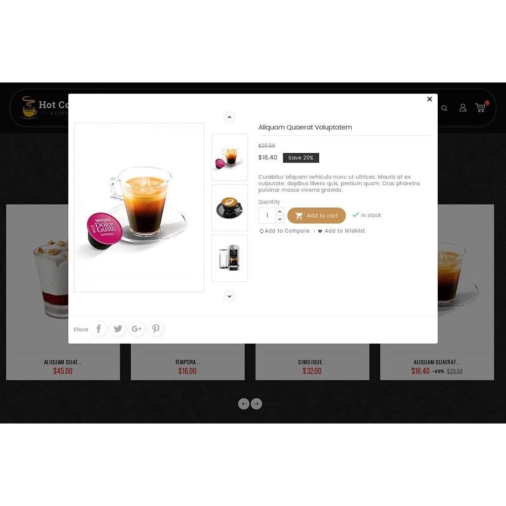 theme - Bebidas y Tabaco - Coffee Cafe Kings - 9