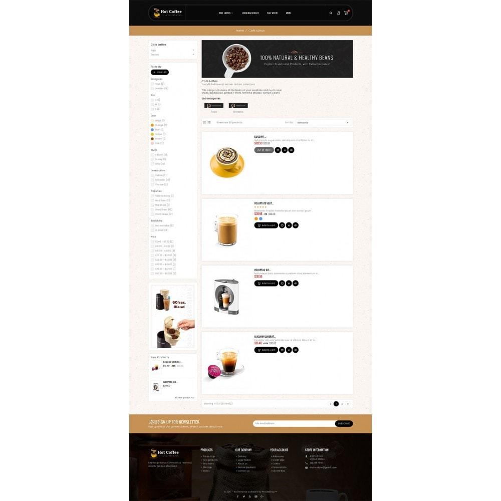 theme - Drink & Wine - Coffee Cafe Kings - 5