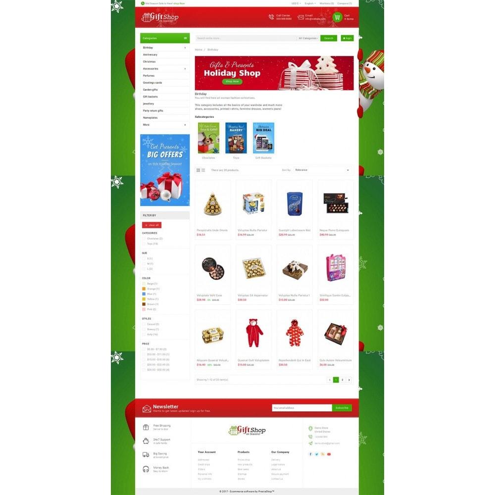 theme - Regalos, Flores y Celebraciones - Christmas Gift Mega Store - 4
