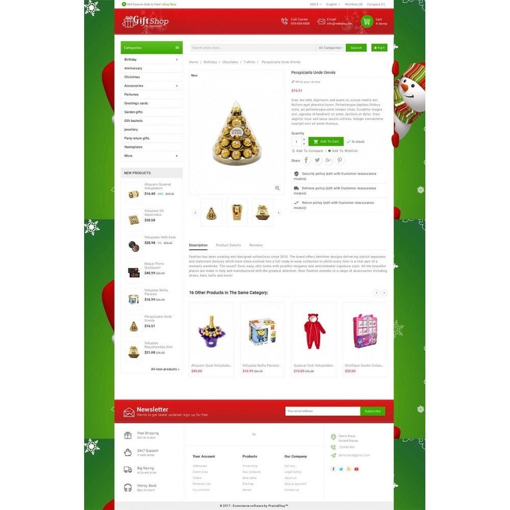 theme - Geschenke, Blumen & Feiern - Christmas Gift Mega Store - 6