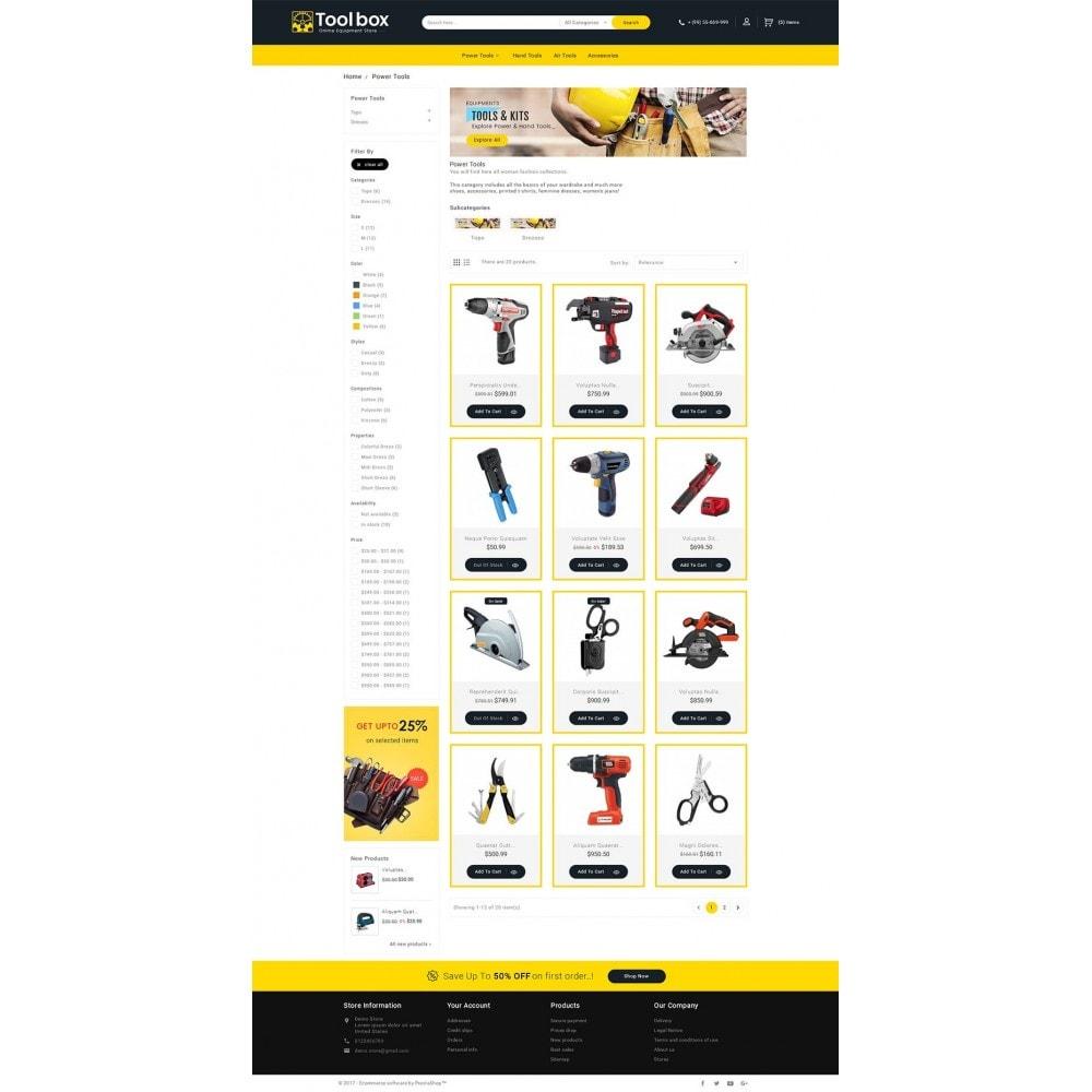 theme - Auto & Moto - Tools Store - 4