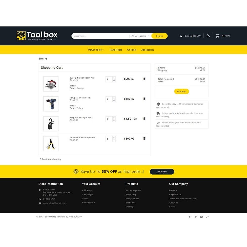 theme - Auto & Moto - Tools Store - 7