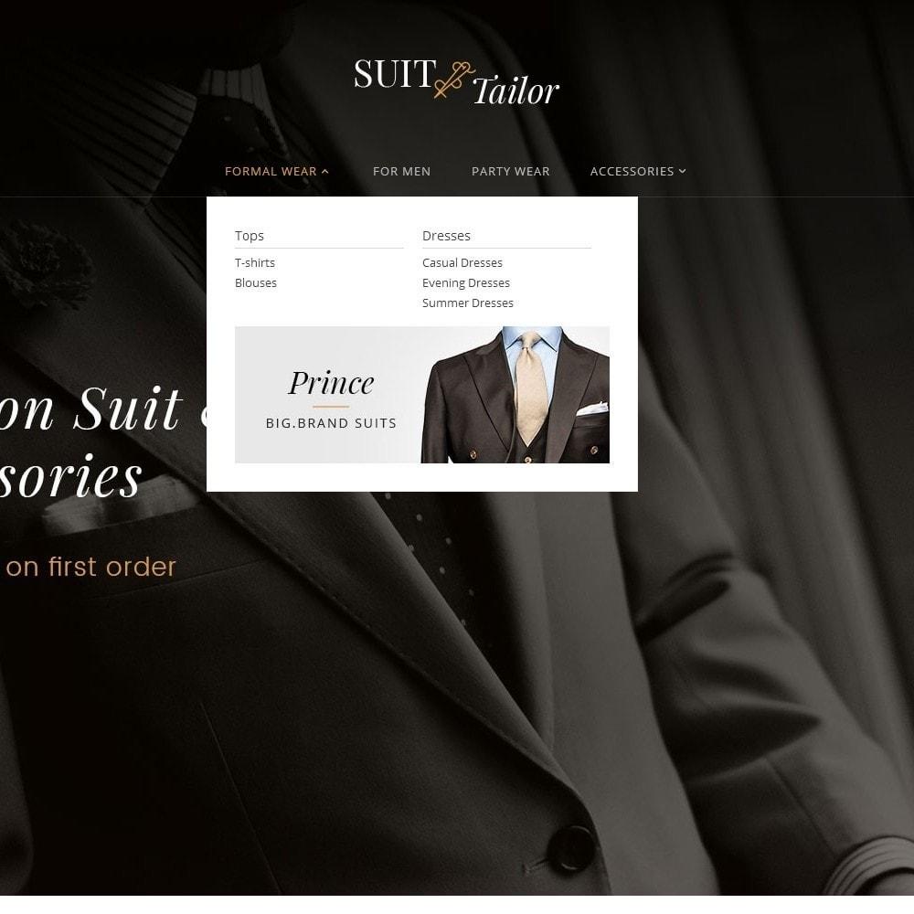 theme - Moda & Calzature - Suit/Tailor Store - 10