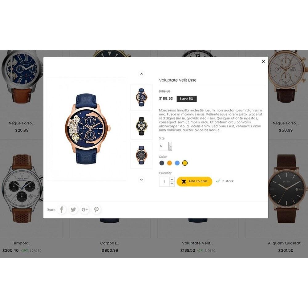theme - Bijoux & Accessoires - Quartz Watch Store - 9