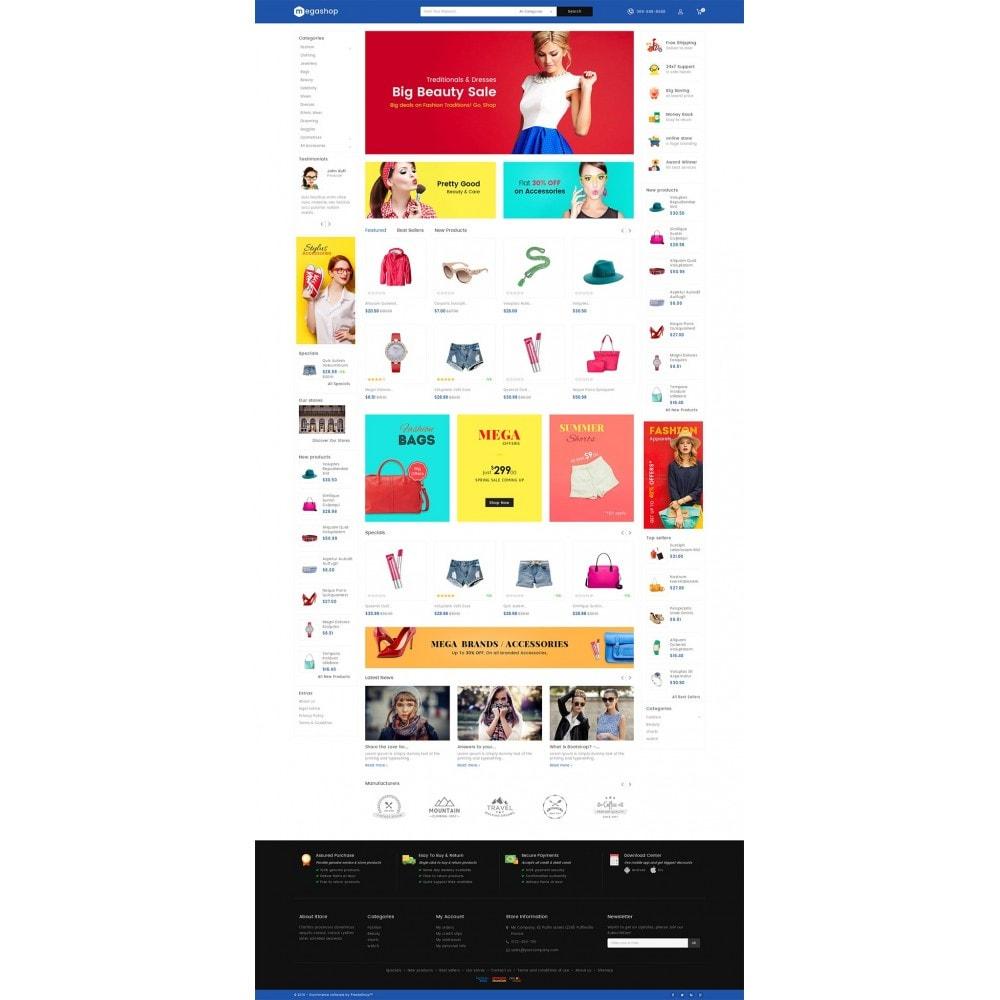 theme - Mode & Schuhe - Mega Fashion Store - 3