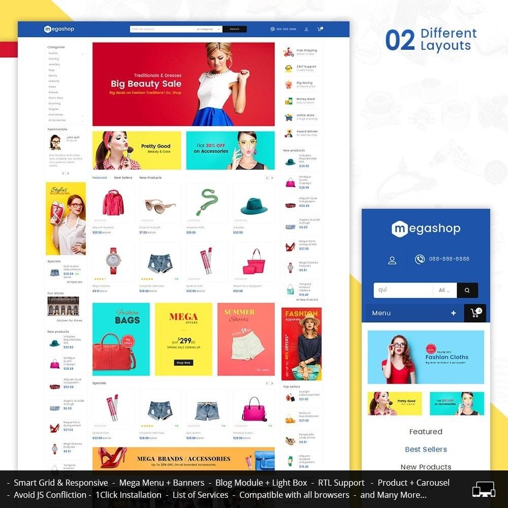 theme - Moda & Calzature - Mega Fashion Store - 2
