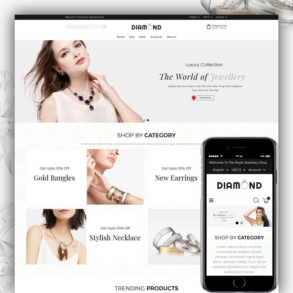 theme - Bijoux & Accessoires - Diamond Jewellery - 1
