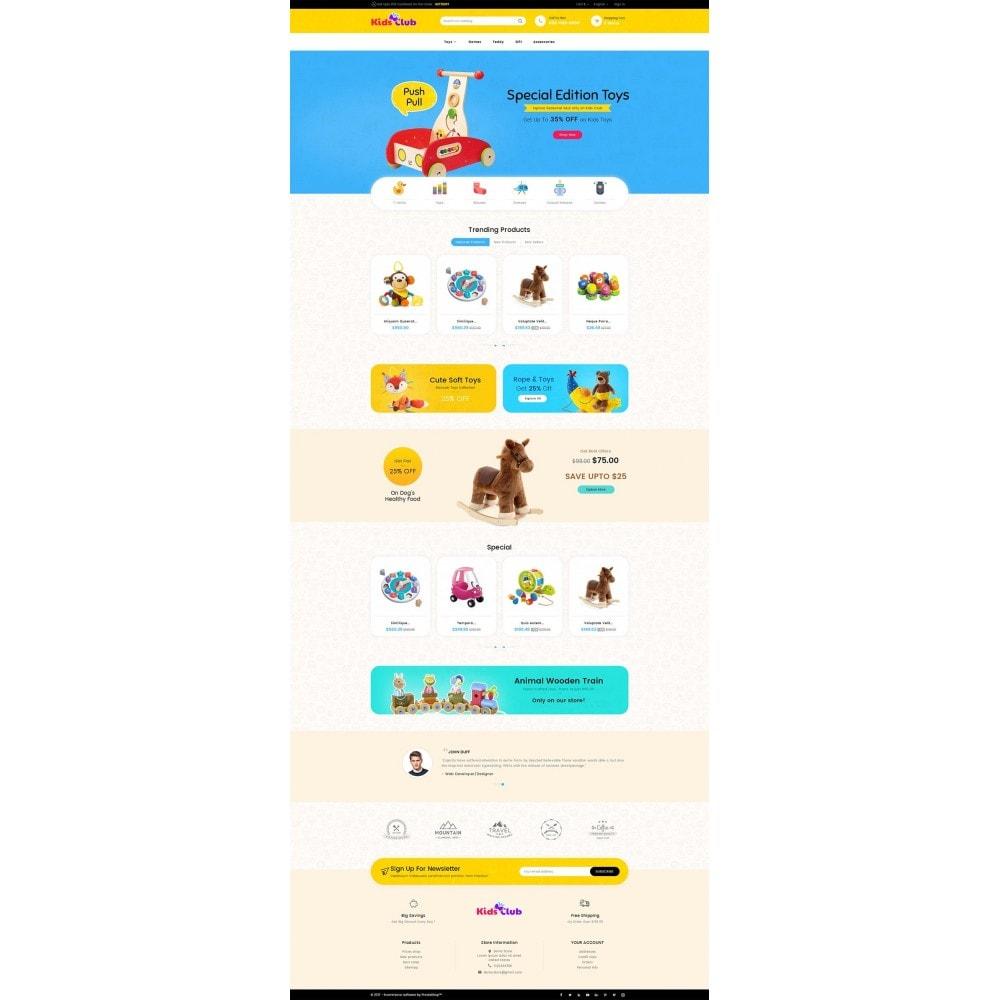 theme - Kinder & Spielzeug - Kids Toy Club - 3