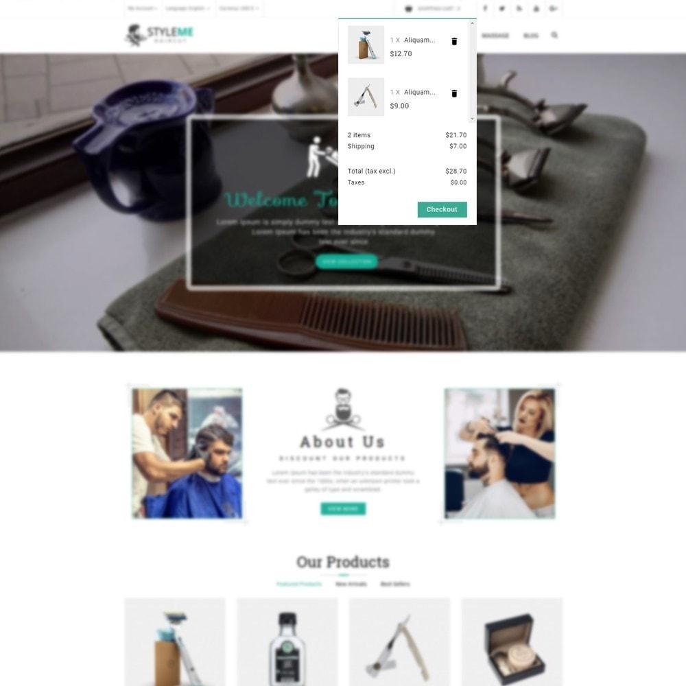 theme - Здоровье и красота - Styleme - Barber Store - 6