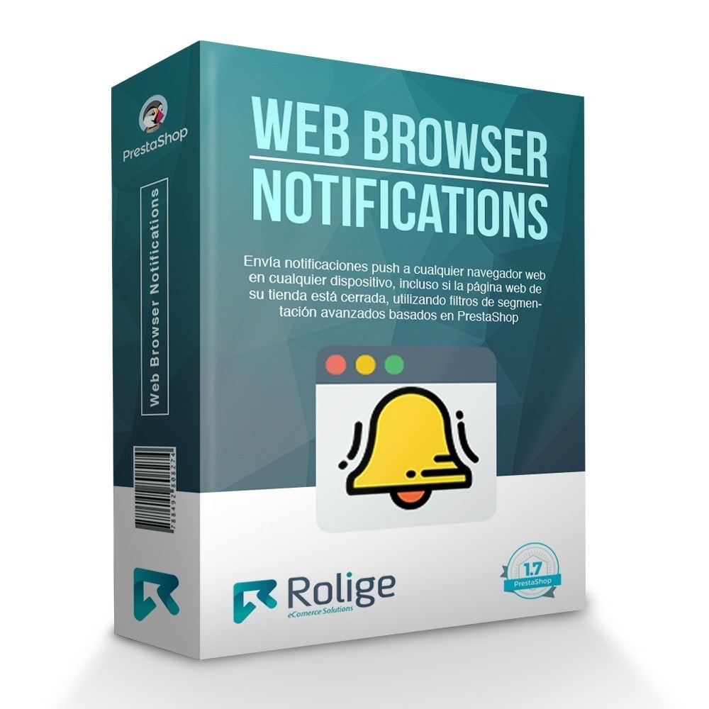 module - Email & Notifiche - Web Browser Notifications - 1