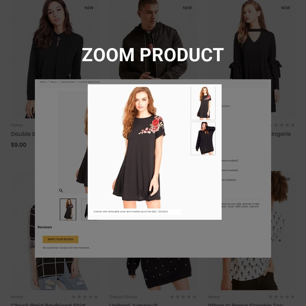 theme - Мода и обувь - Black Wings – Fashion Mega Purpose  Store - 6