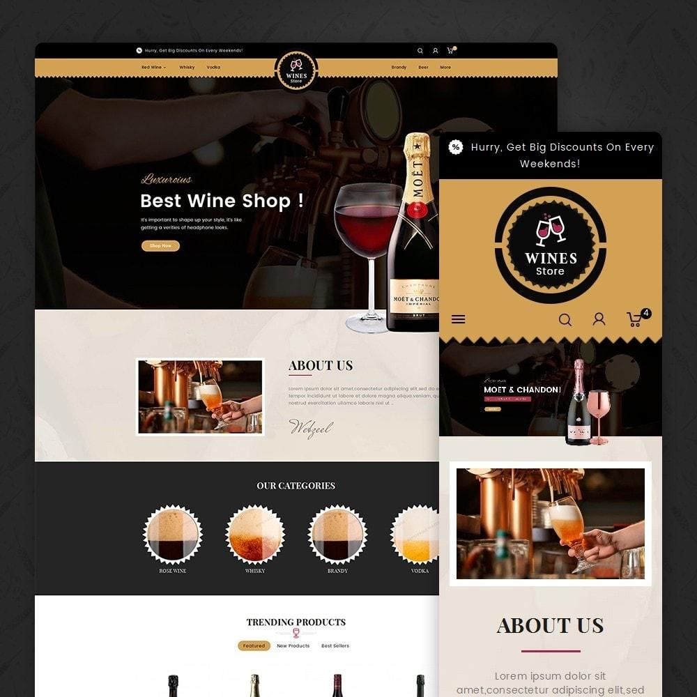 theme - Boissons & Tabac - WineYard Store - 2