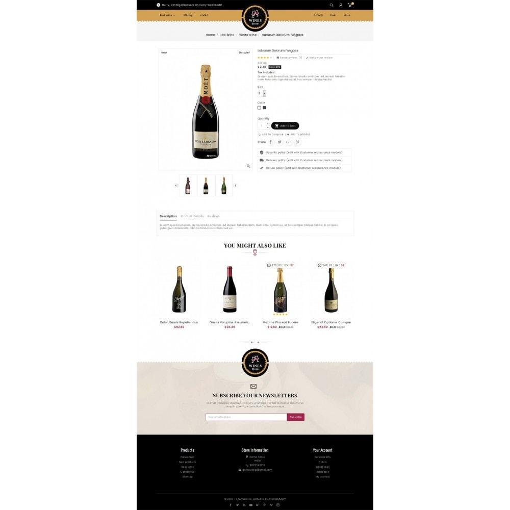 theme - Boissons & Tabac - WineYard Store - 6