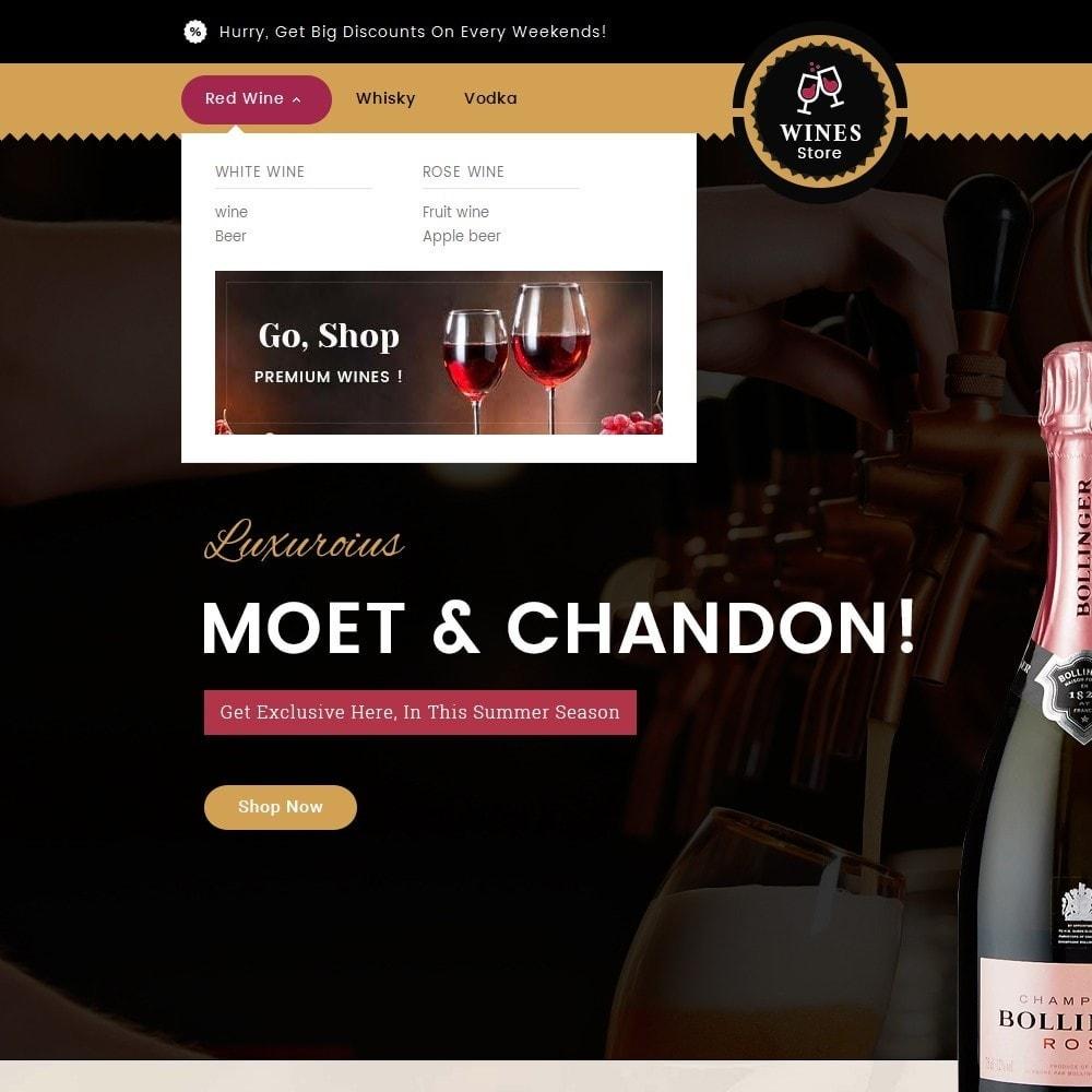 theme - Boissons & Tabac - WineYard Store - 9