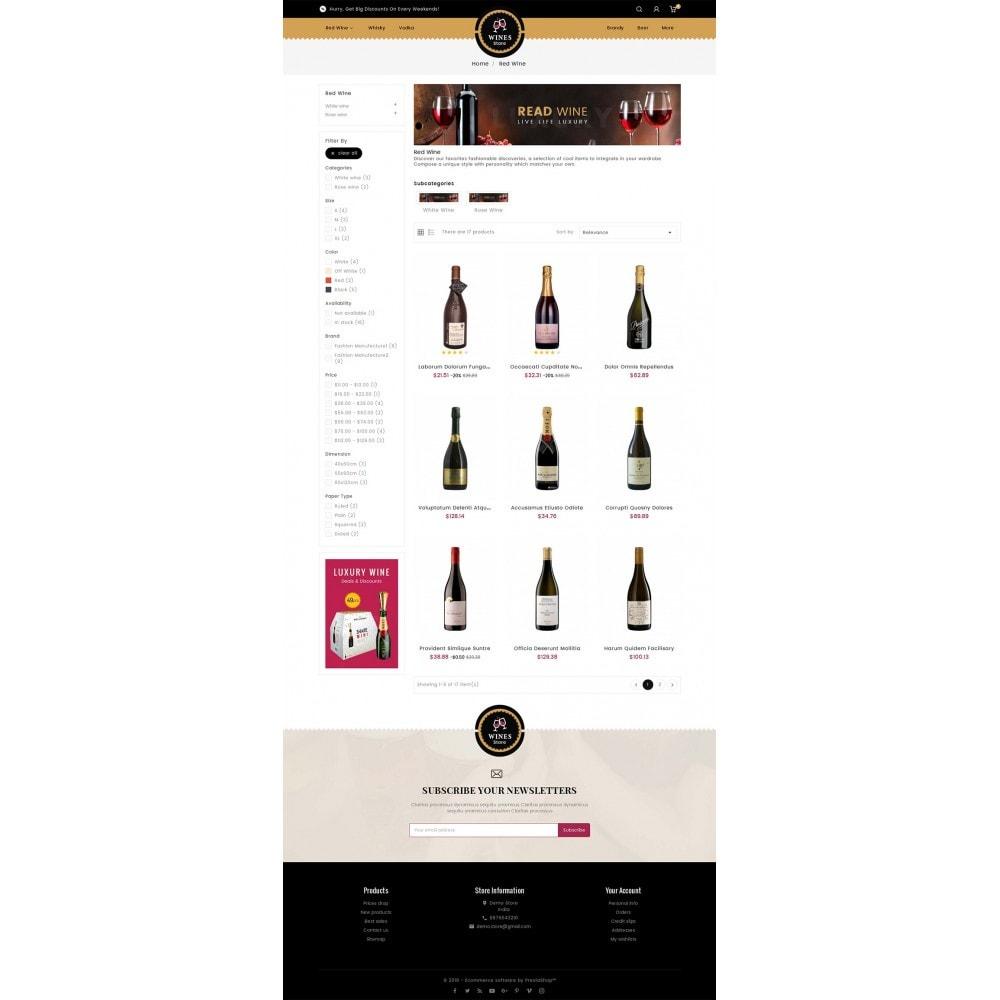 theme - Bebidas y Tabaco - WineYard Store - 4