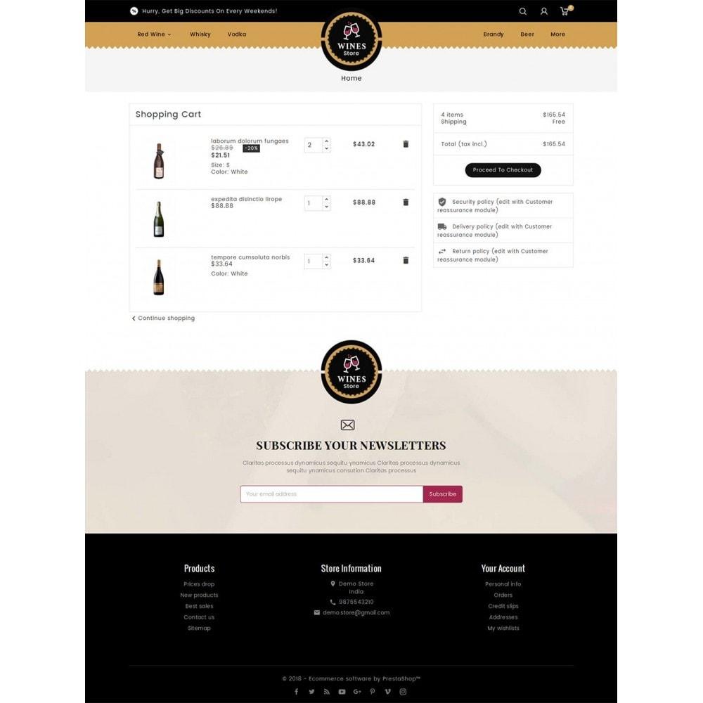 theme - Drink & Wine - WineYard Store - 7