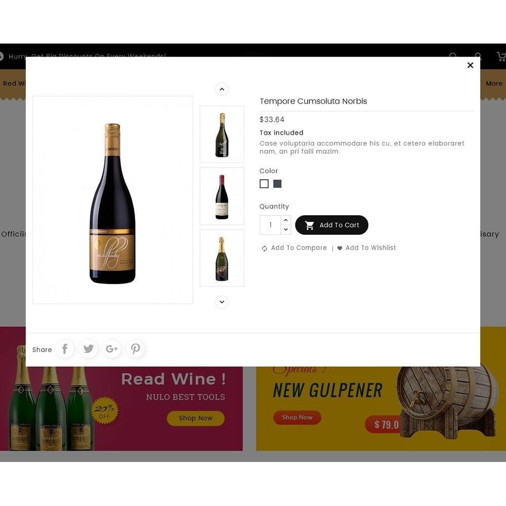 theme - Drink & Wine - WineYard Store - 8