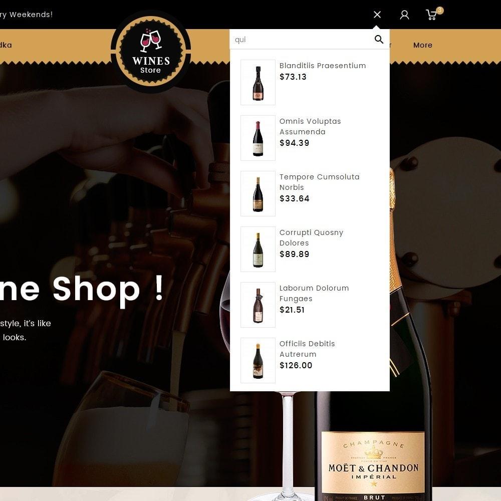 theme - Drink & Wine - WineYard Store - 10