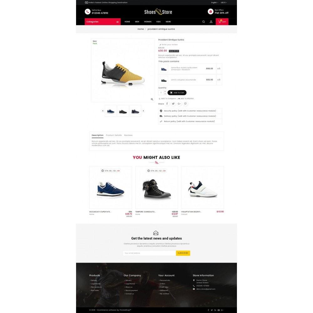 theme - Deportes, Actividades y Viajes - Sports Shoes Store - 6