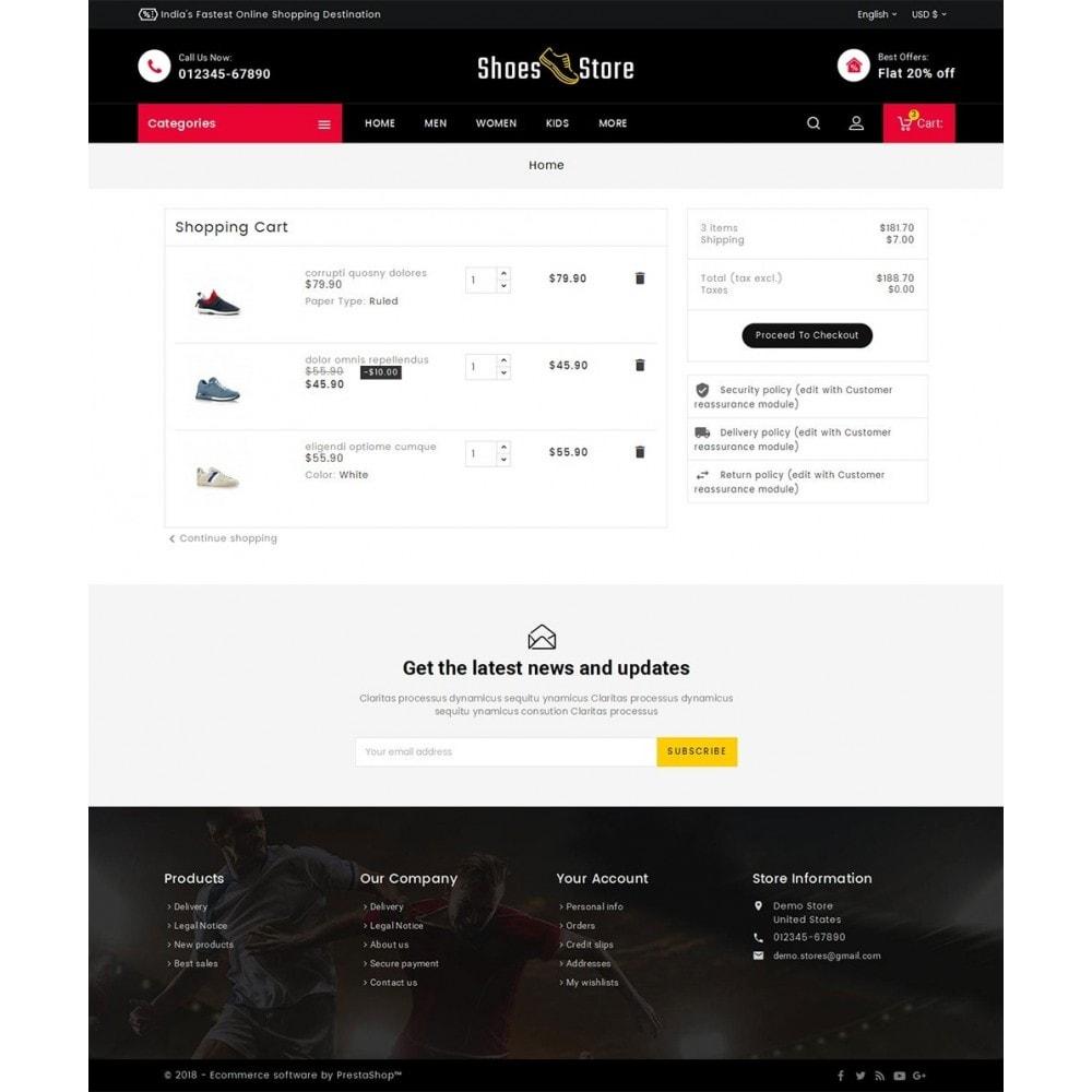 theme - Sport, Attività & Viaggi - Sports Shoes Store - 7