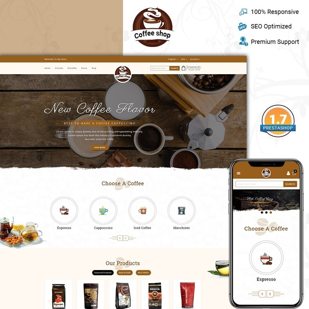 theme - Drank & Tabak - Coffee Shop - 1