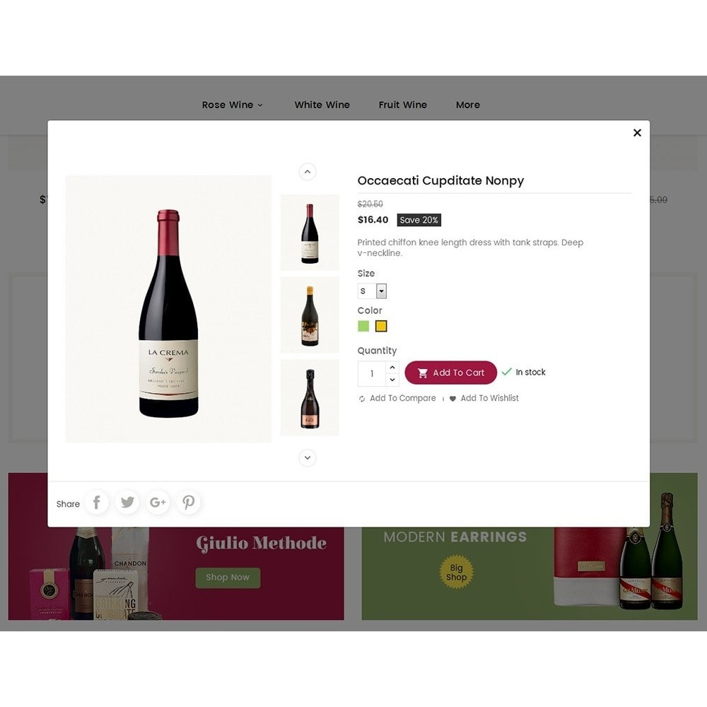 theme - Drink & Wine - Melano Wine Club - 8
