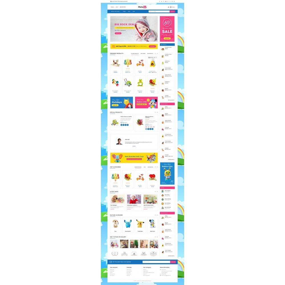 theme - Bambini & Giocattoli - Melano Kids Toys - 3