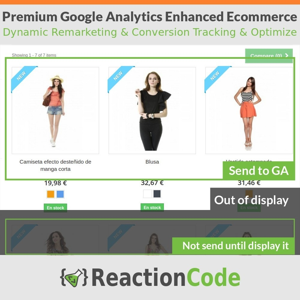 module - Informes y Estadísticas - Premium Google Analytics Enhanced Ecommerce - 11