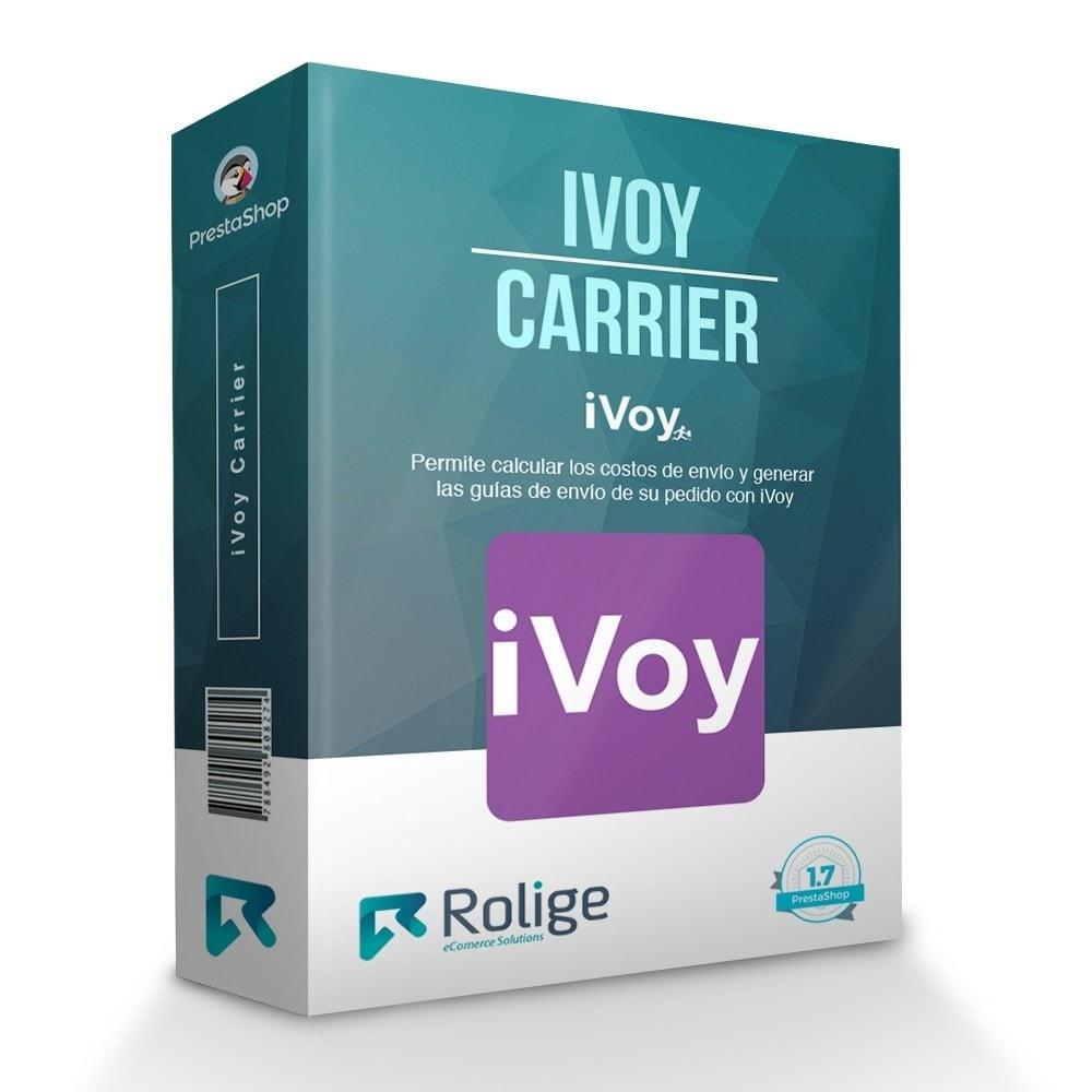 module - Transportistas - Transportista iVoy - 1