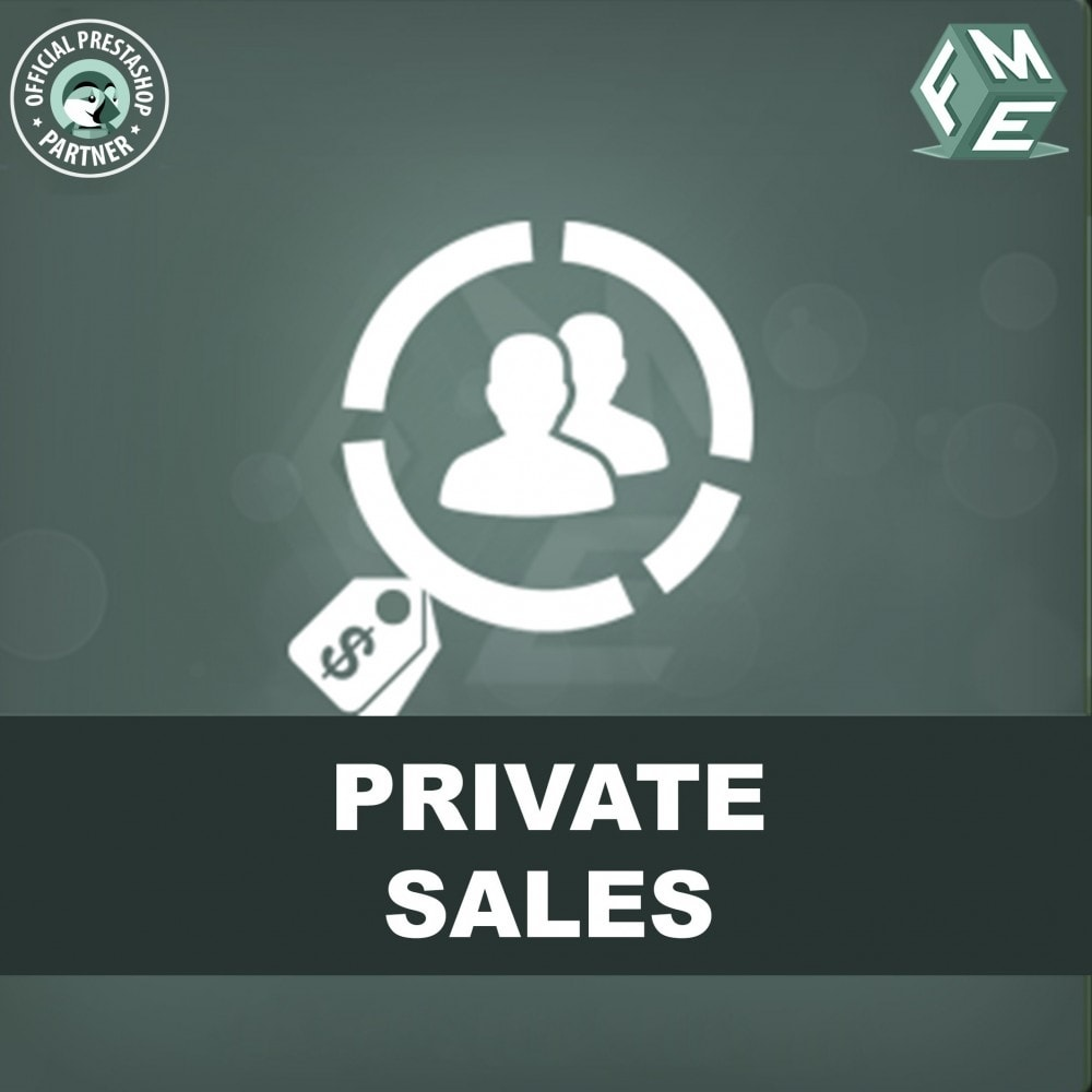 module - Закрытых и рекламных распродаж - Private Sales Pro - B2B Offers - 1