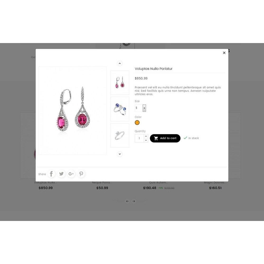 theme - Schmuck & Accesoires - Jewelry Store - 9