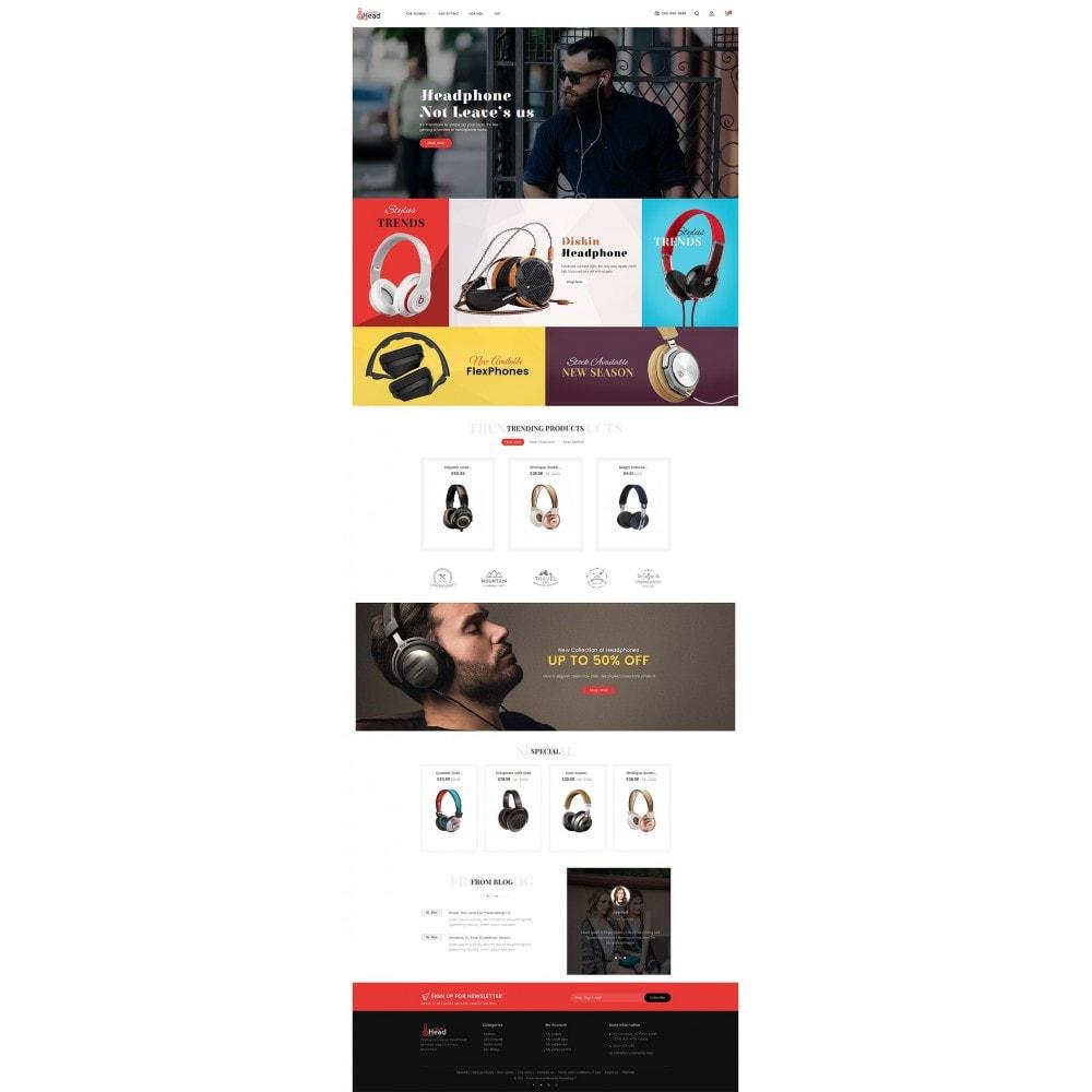 theme - Electronique & High Tech - Headphone Electronics - 3