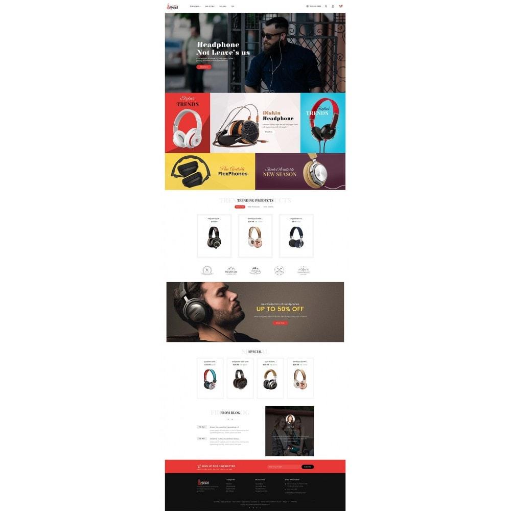 theme - Electrónica e High Tech - Headphone Electronics - 3