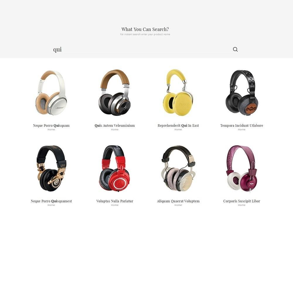 theme - Electrónica e High Tech - Headphone Electronics - 11