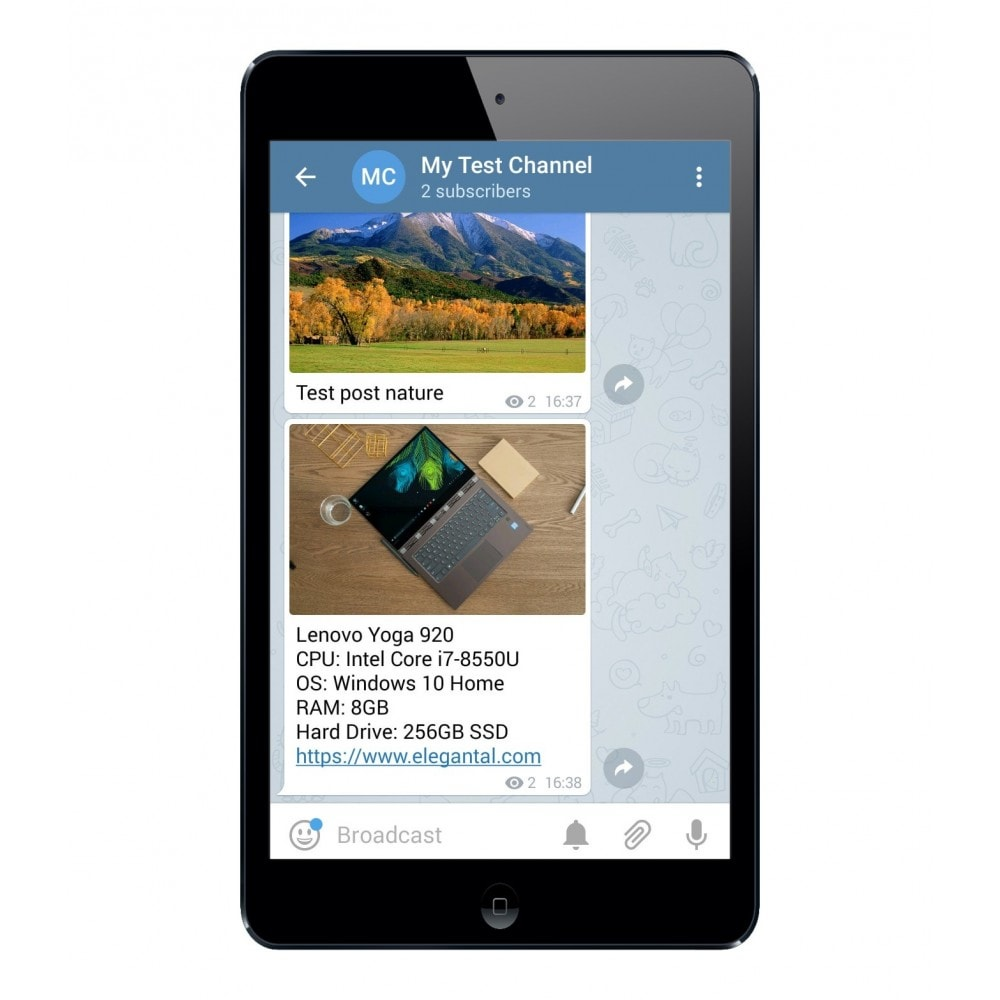 module - Social Widgets - Auto-Post Products to 7 Selected Social Networks - 4