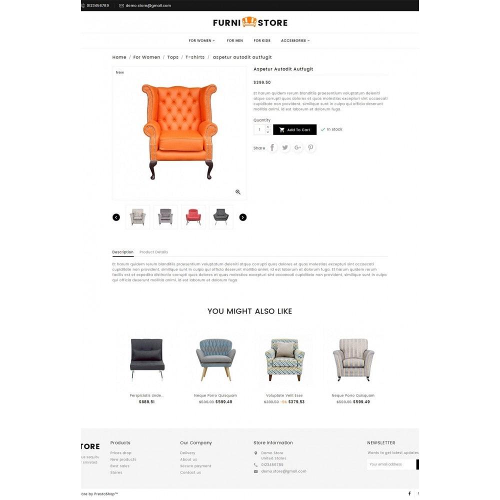 theme - Hogar y Jardín - Furniture Store - 6